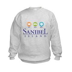 Eat-Sleep-Shell - Sweatshirt