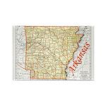 Arkansas Pride! Rectangle Magnet