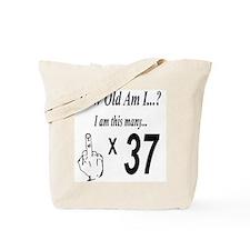 Unique Celebration Tote Bag