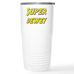 Super dewey Travel Mug
