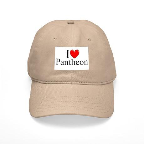 """I Love (Heart) Pantheon"" Cap"