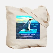 Star Antarctica S. America 2010- Tote Bag
