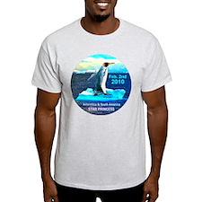 Star Antarctica S. America 2010- T-Shirt