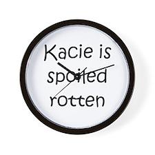 Kacie Wall Clock