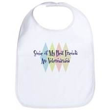 Veterinarians Friends Bib