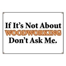 Woodworking Banner