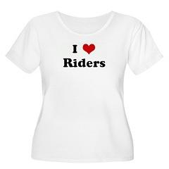 I Love Riders T-Shirt