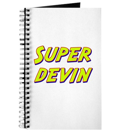 Super devin Journal