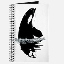 Orca Killer Whale Journal