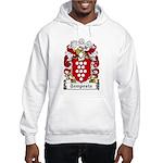 Tempesta Family Crest Hooded Sweatshirt