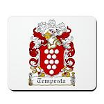 Tempesta Family Crest Mousepad