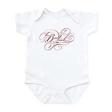 Bad Luck Script 13 Infant Bodysuit