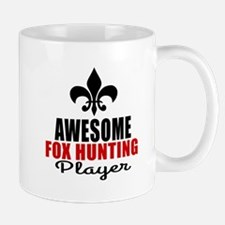 Awesome Fox Hunting Player Designs Mug