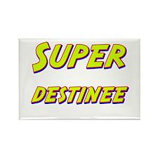 Super destinee Rectangle Magnet