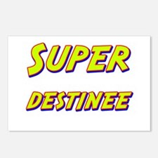 Super destinee Postcards (Package of 8)
