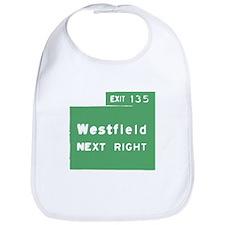 Exit 135 Westfield NJ GSP Bib