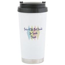 Squash Players Friends Travel Mug