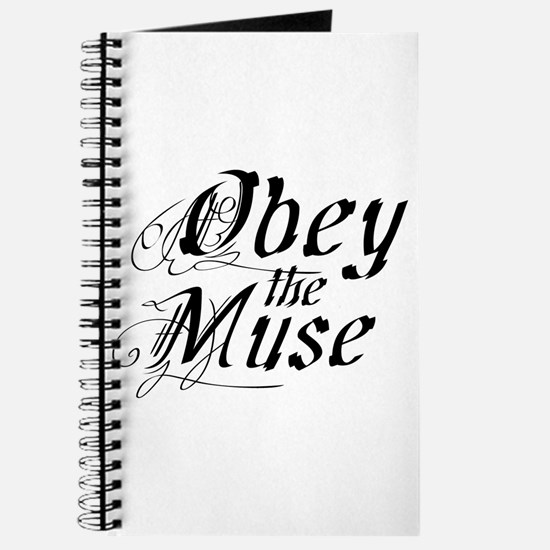 Obey the Muse Journal