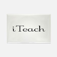 iTeach Rectangle Magnet (10 pack)