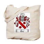 Terzi Family Crest Tote Bag