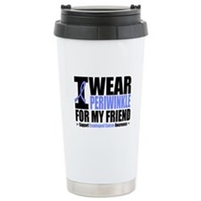Esophageal Cancer Travel Mug