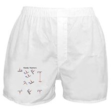 Handy Hunter Course Boxer Shorts