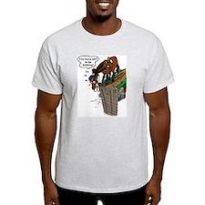 Event Horse at Drop T-Shirt