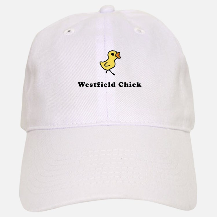 Westfield NJ Chick Tee Baseball Baseball Cap