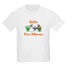 Sofia's First Halloween T-Shirt