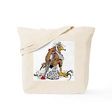 Rehab Hawk Tote Bag