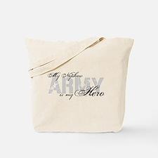 Nephew is my Hero ARMY Tote Bag