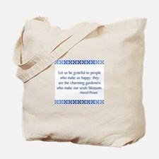 Proust Tote Bag
