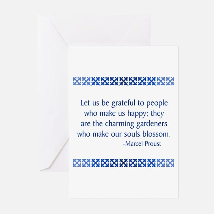 Proust Greeting Cards (Pk of 10)