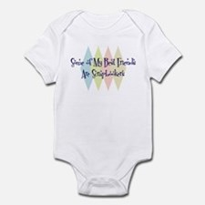 Scrapbookers Friends Infant Bodysuit