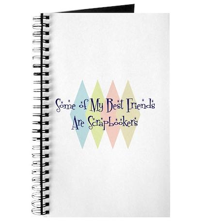 Scrapbookers Friends Journal