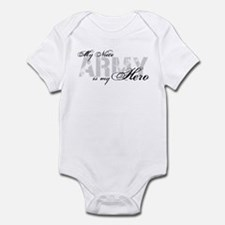 Niece is my Hero ARMY Infant Bodysuit