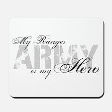 Ranger is my Hero ARMY Mousepad