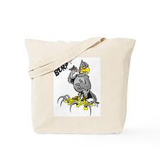 Burp Hawk Tote Bag