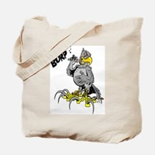 Burp Hawk Tote Bag