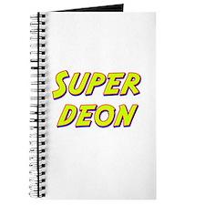 Super deon Journal