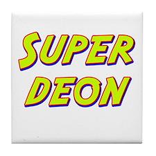 Super deon Tile Coaster