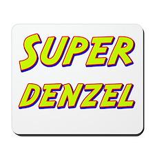 Super denzel Mousepad