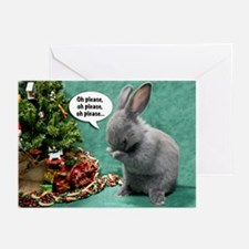 Baby Bunny Pray Christmas Cards (Pk Of 10)