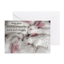 Baby Bunnies Holiday Cards (Pk of 20)