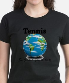 Tennis - Greatest Game on Earth Tee