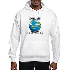 Tennis - Greatest Game on Earth Hoodie