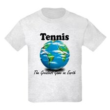 Tennis - Greatest Game on Earth T-Shirt