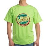 Joe 6 Pack Green T-Shirt