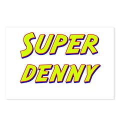 Super denny Postcards (Package of 8)