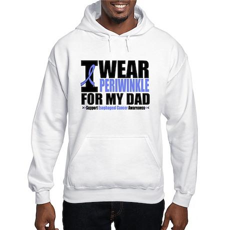 Esophageal Cancer Hooded Sweatshirt